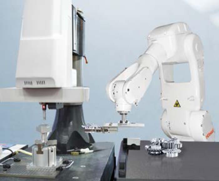 Machine Tending Robotics